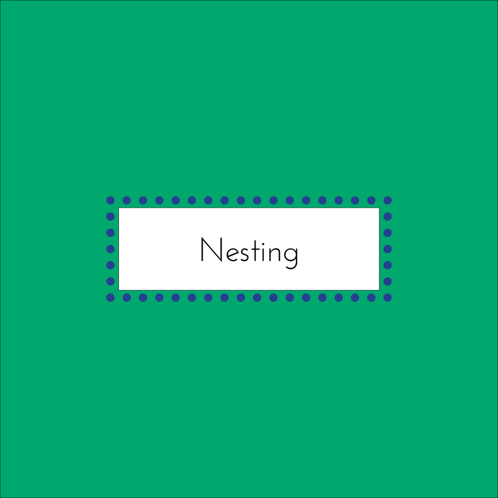 Nesting by Will Cagle
