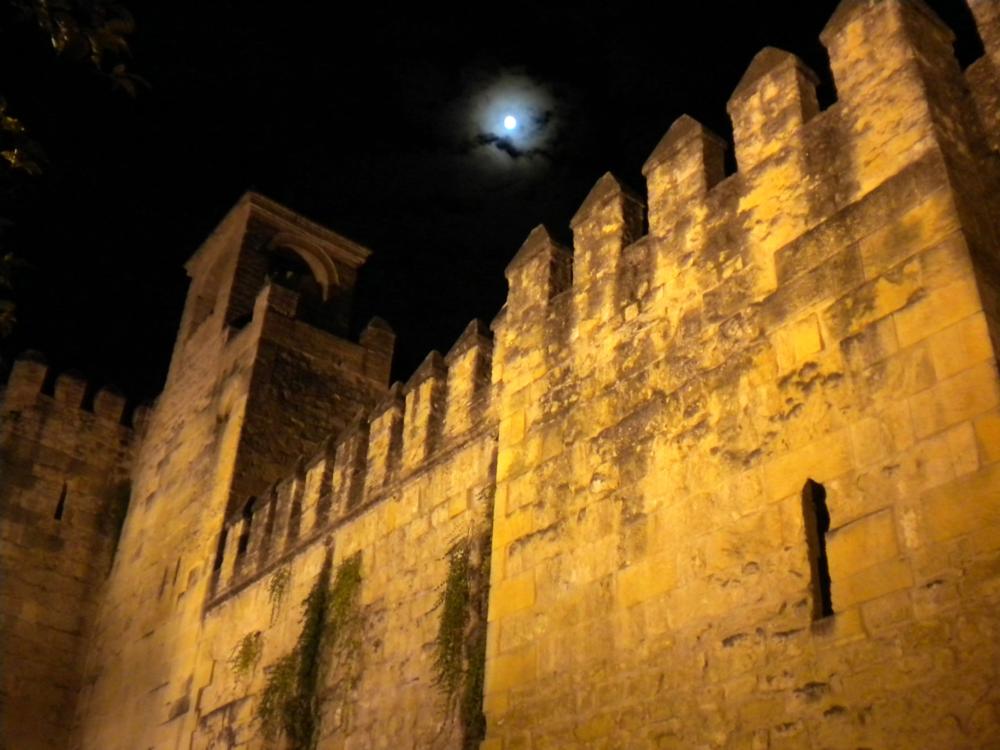 Alcázar de los Reyes Cristianos, Cordoba, Spain