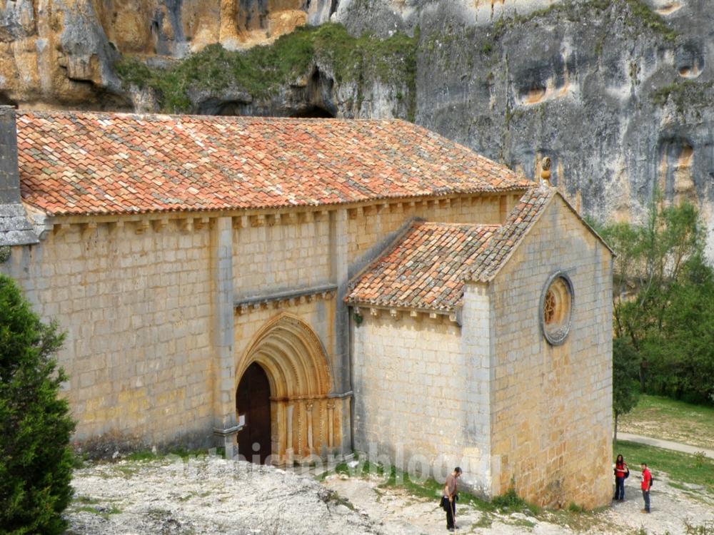 San Bartolomé, Ucero, Spain