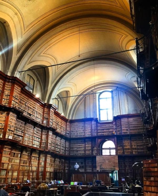 Biblioteca Angelica c. 17th century