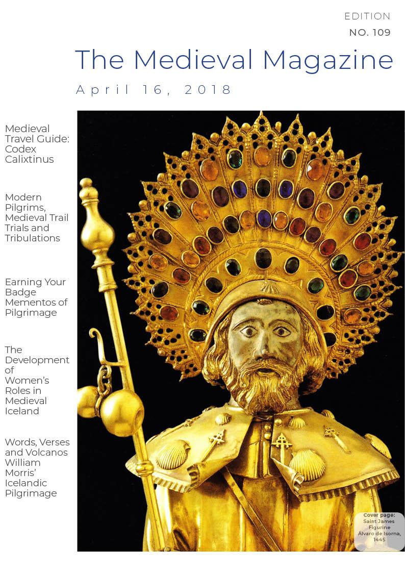 The Medieval Magazine No.109. PILGRIMAGE.jpg
