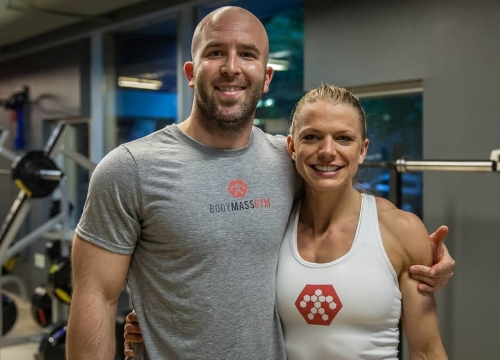 Meet Bodymass Gym Owners, Kris and Virginia