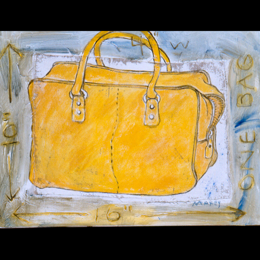 Yellow Carry-on