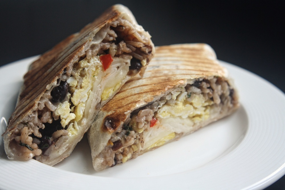 Pura Vida Breakfast Wrap