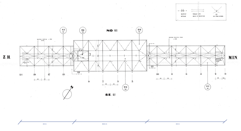 Plan Toiture | Roof plan