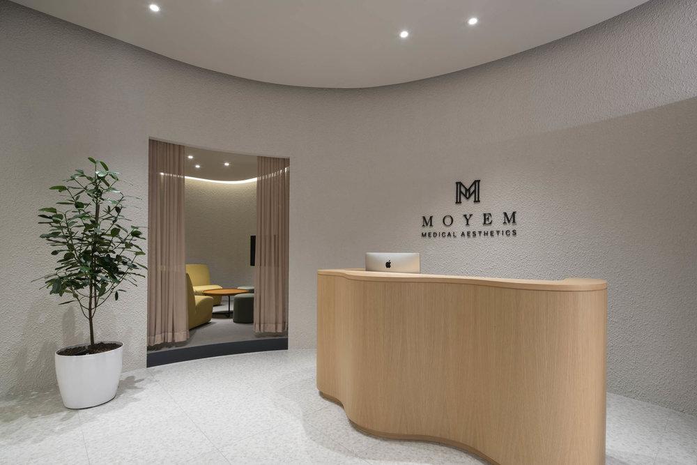 Client  Studio Juju  Project  Moyem  Location  Singapore  Year  2018