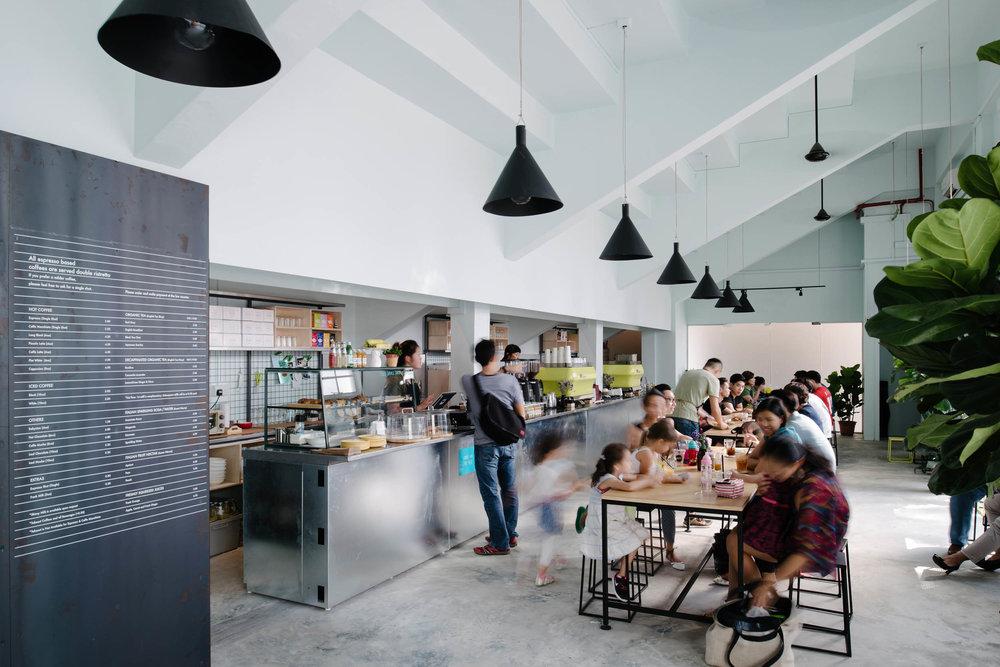 Client  Studio Juju  Project  Brawn & Brains  Location  Singapore  Year  2016