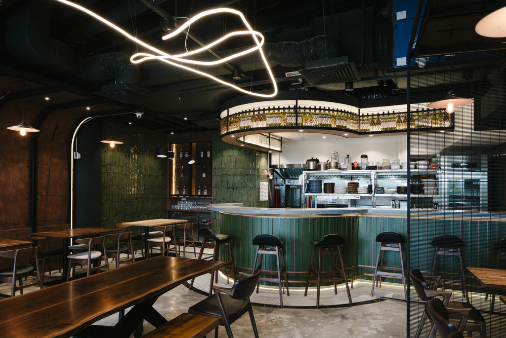 Client  LAANK  Project  Meating Place  Location  Singapore  Year  2018