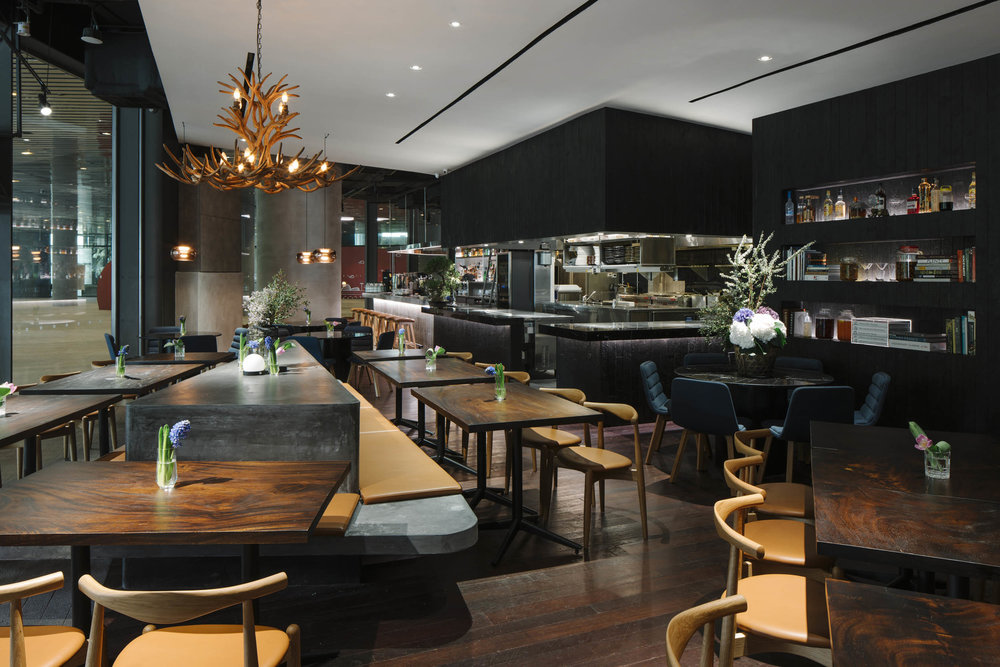 Client  WAFF  Project  Nude Grill & Chill  Location  Singapore  Year  2018