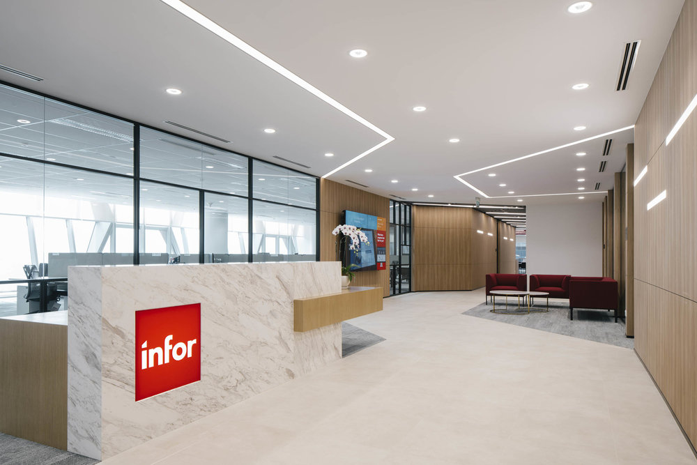 Client  Siren Design  Project  Infor  Location  Singapore  Year  2018