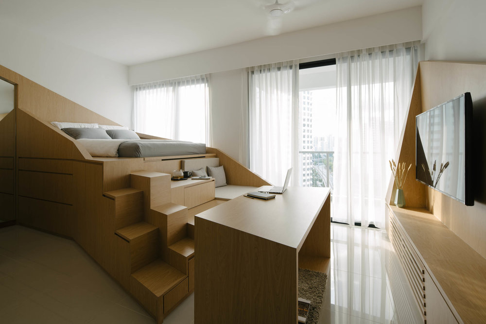 Client  Metre Architects  Project  Hillion Residences  Location  Singapore  Year  2018