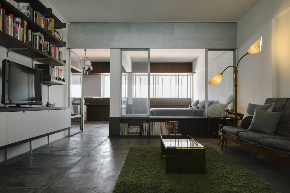 Client  Monocot  Project  Veerasamy Apartment  Location  Singapore  Year  2018