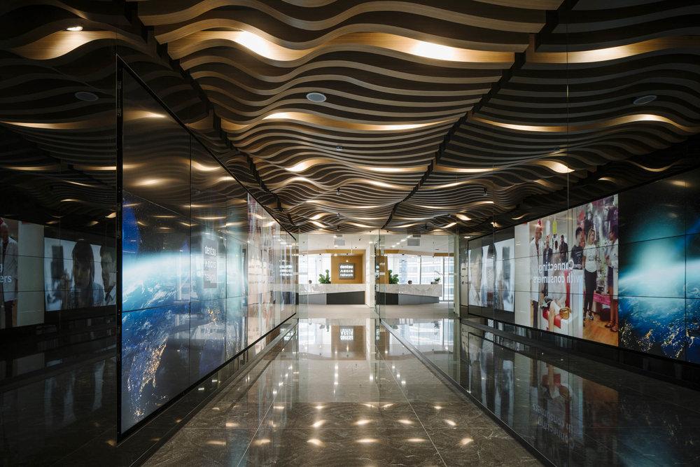 Client  Siren Design  Project  Dentsu Singapore  Location  Singapore  Year  2018