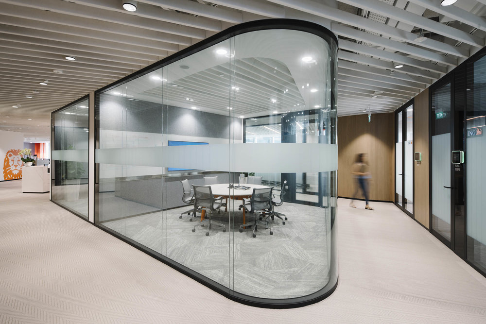 Client  Siren Design  Project  ING Singapore  Location  Singapore  Year  2018