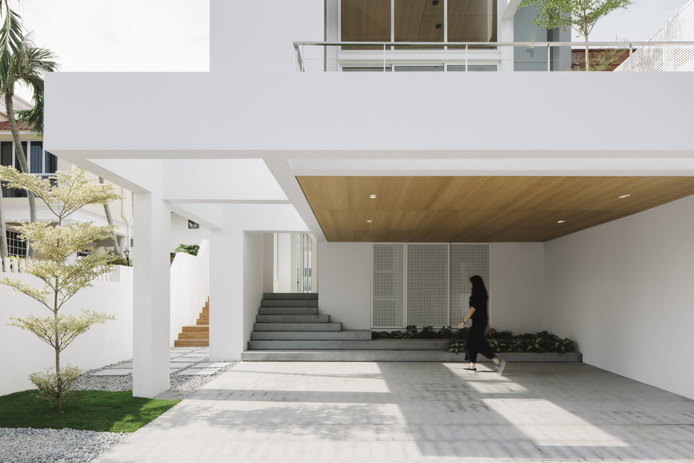 Client  Park + Associates  Project  Poole Road  Location  Singapore  Year  2018