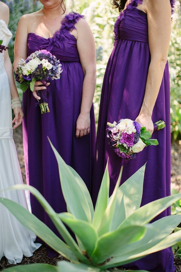Belmont gown - Carol Hannah - Real Weddings