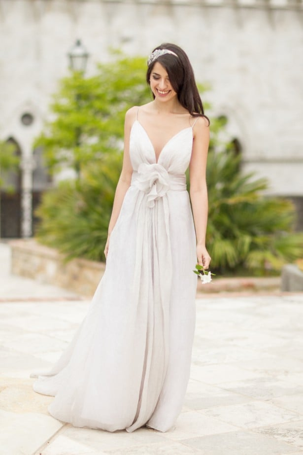l'Elysee wedding gown