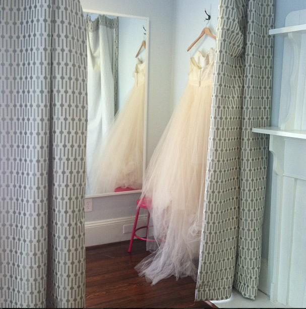 Atlanta Bridal Shops- The Sentimentalist