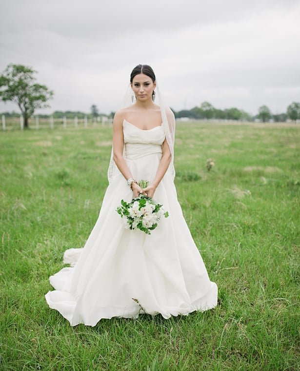 Real Weddings- Mulberry Gown- Carol Hannah Wedding dress