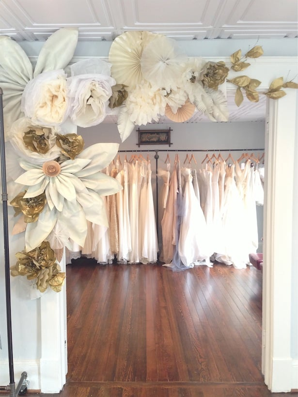 Atlanta Bridal Shop- The Sentimentalist