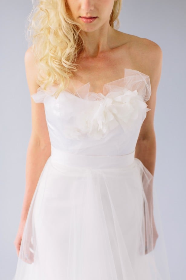 Tousled Bustier