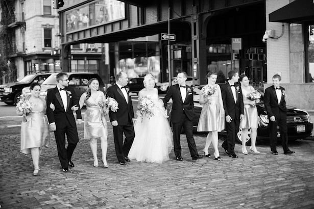 Urban Wedding; Jennifer Tabeek; Carol Hannah - Chambord Gown