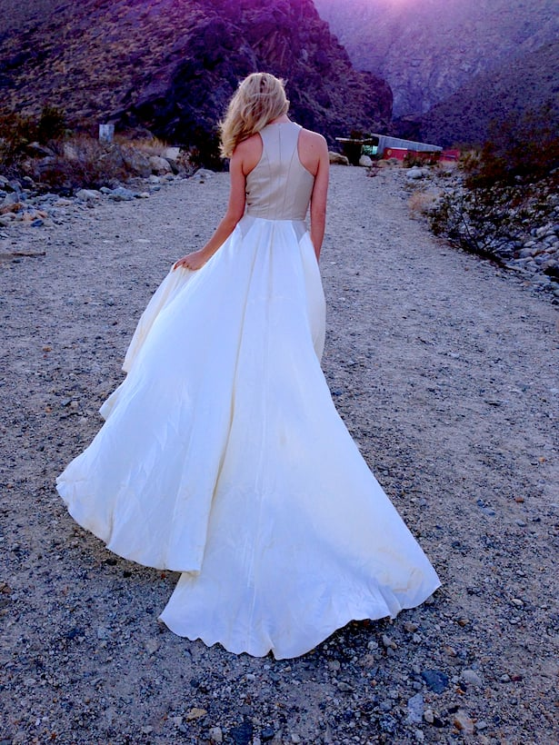 Carol Hannah wedding inspiration in the desert 2