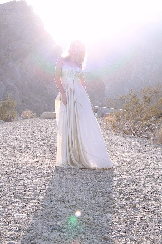 Carol Hannah wedding inspiration in the desert