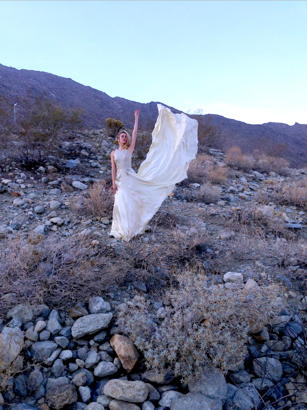 Carol Hannah wedding inspiration in the desert