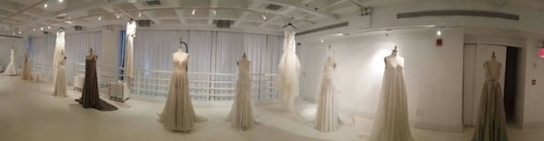 Carol Hannah 2015 runway show - Wedding Dresses all around!