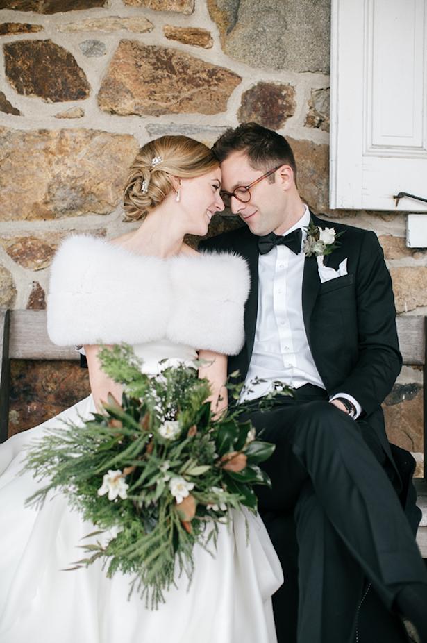 Carol Hannah Real Wedding - Mulberry Skirt
