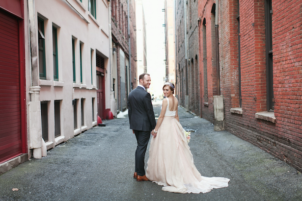 Real Wedding - Carol Hannah Kensington - Kate Price Photography