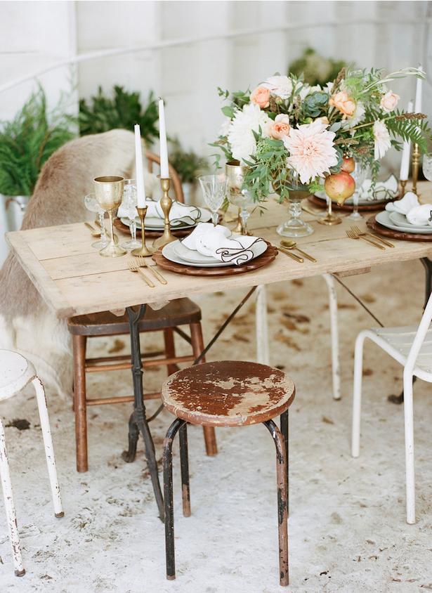 Carol Hannah Kensington Real Wedding Inspiration