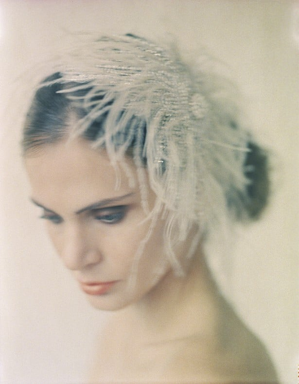 The Coquette headpiece