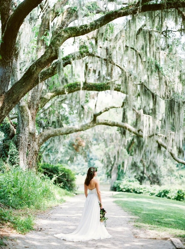 Carol Hannah Citrine Real Wedding Inspiration - Perry Vaile Photography