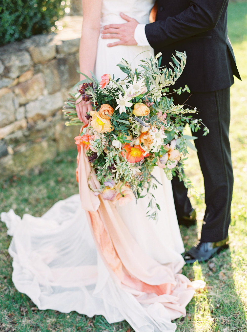 Carol Hannah Bridal La Ceil Bustier Phoenix Capelet Jardin DuBuis 59.jpg