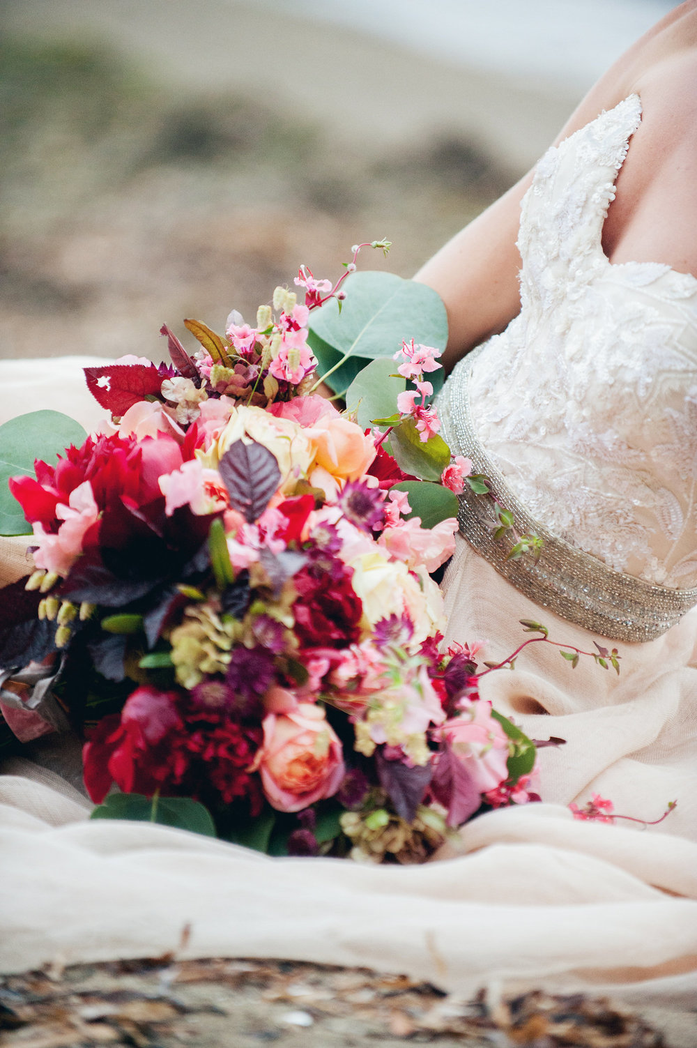 Carol Hannah Bridal Tritea, Kensington, Sequin Smoking Jacket Silver Linings Veil2095.jpg