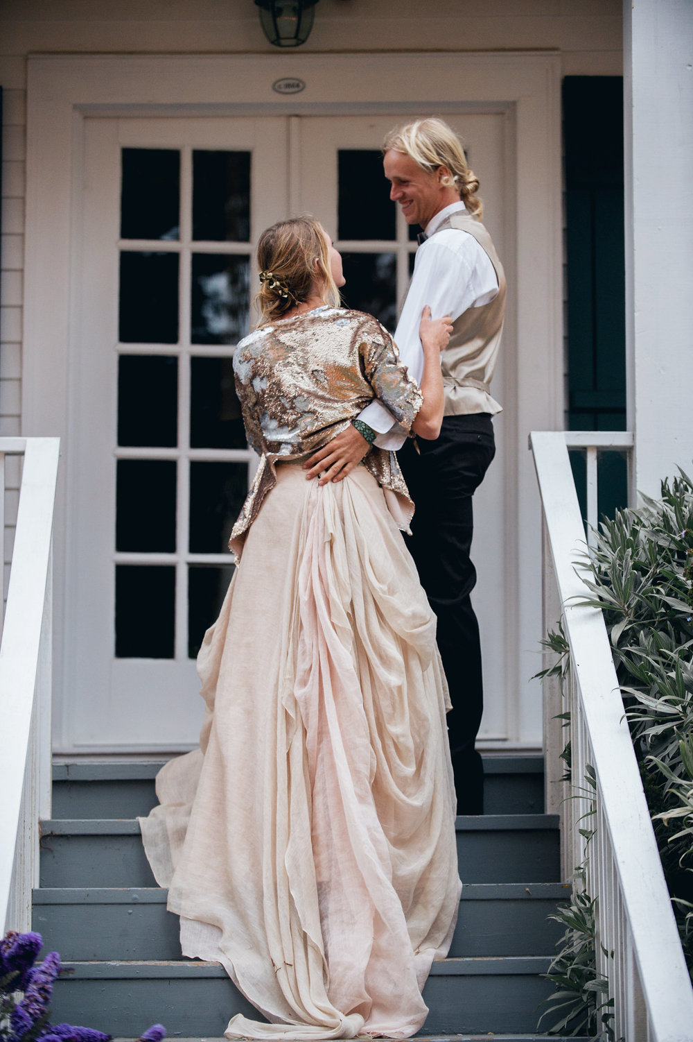 Carol Hannah Bridal Tritea, Kensington, Sequin Smoking Jacket Silver Linings Veil1167.jpg