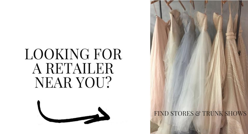 Find a Carol Hannah retailer