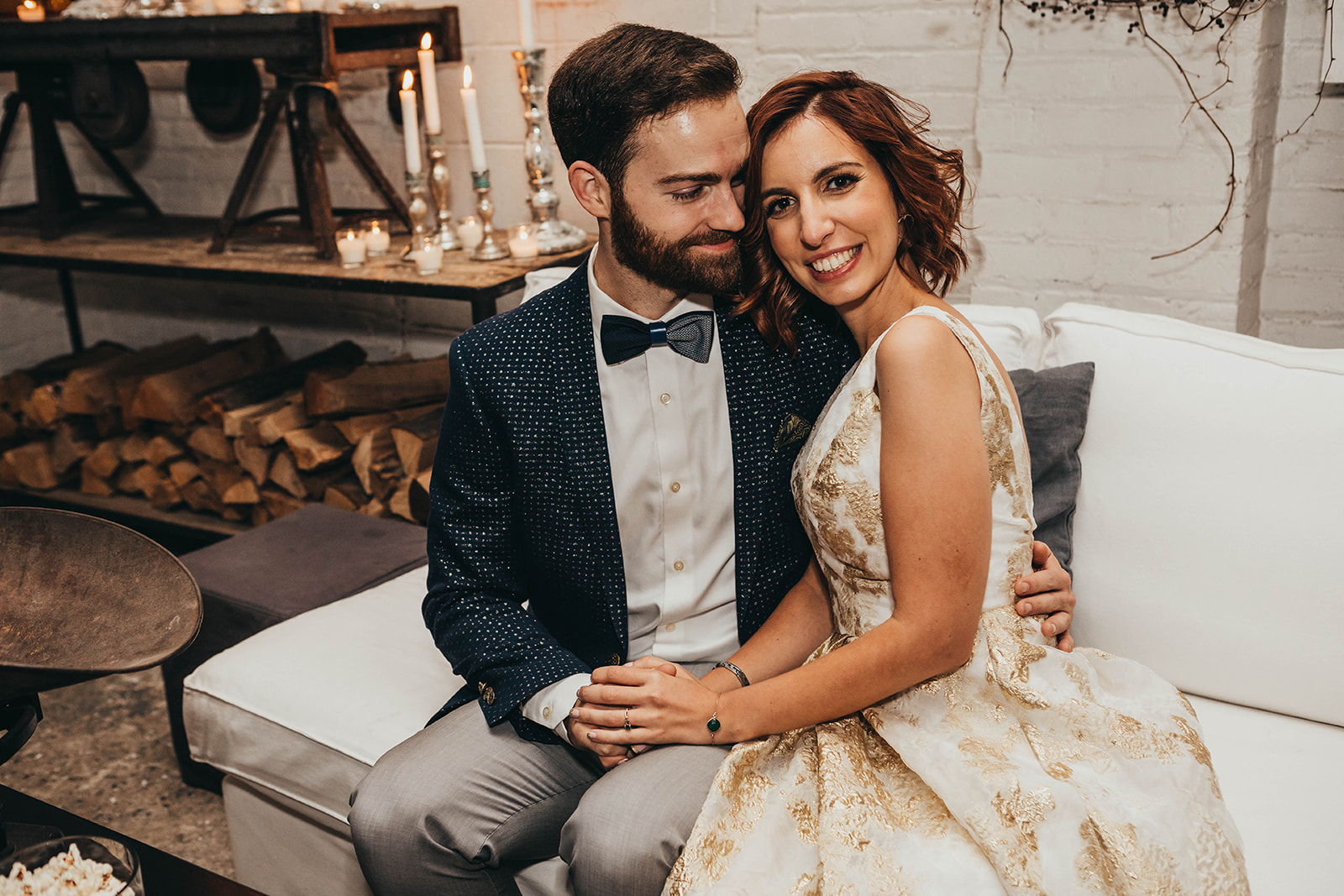 Real Weddings: Meet Marjorie — Carol Hannah