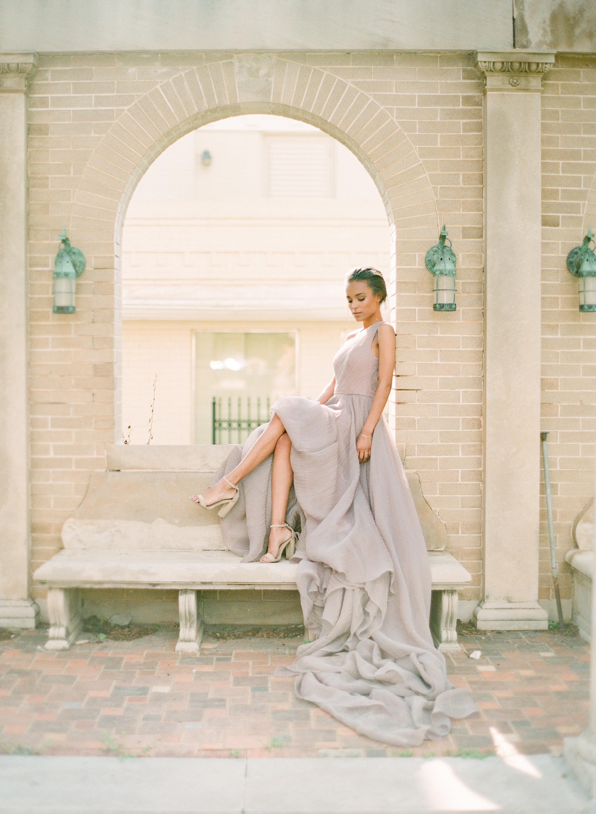 New York Designer Wedding Dress