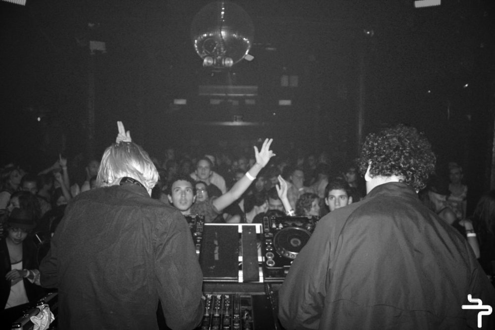 Simian Mobile Disco | Santos Party House