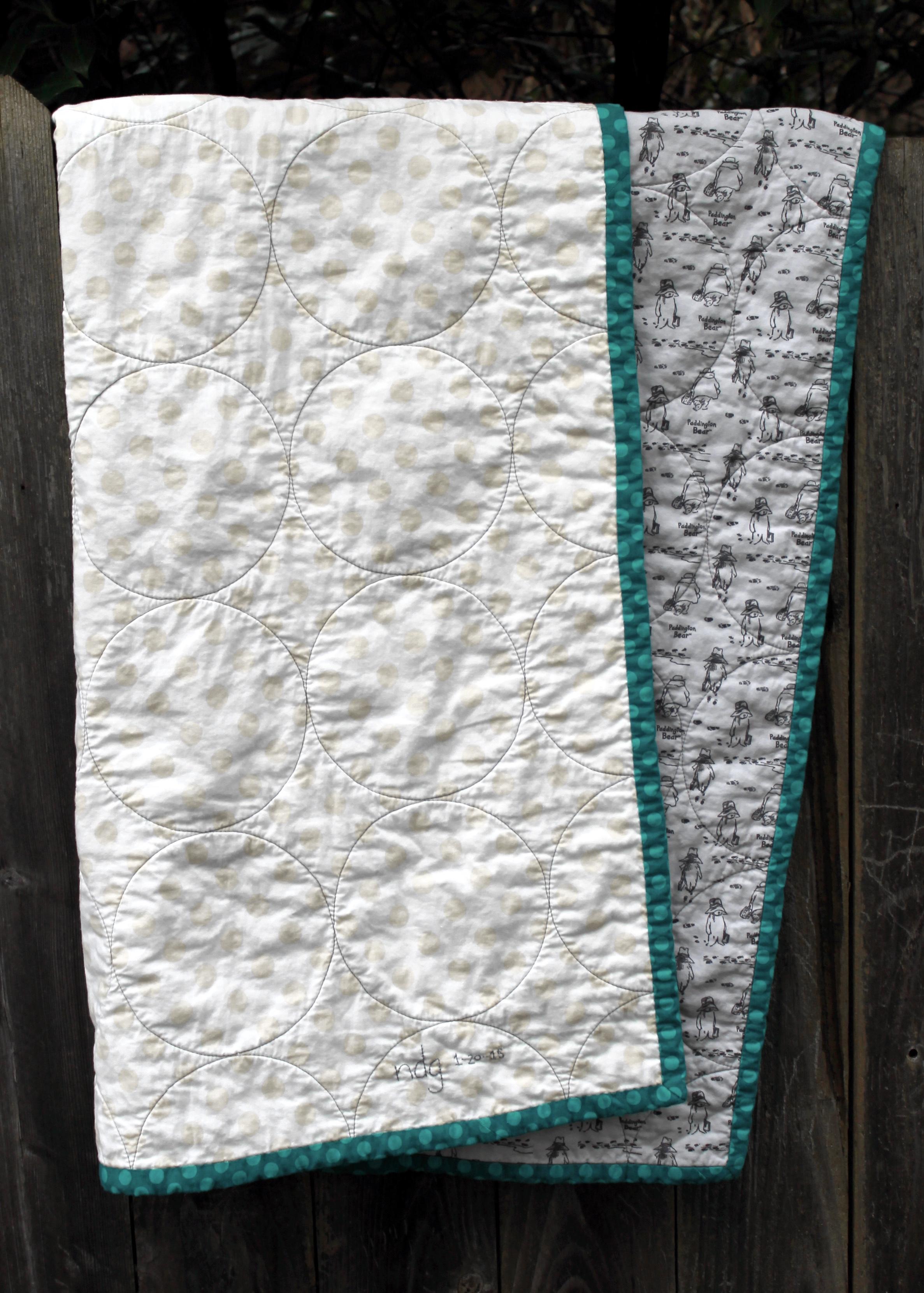 Paddington Quilt 2