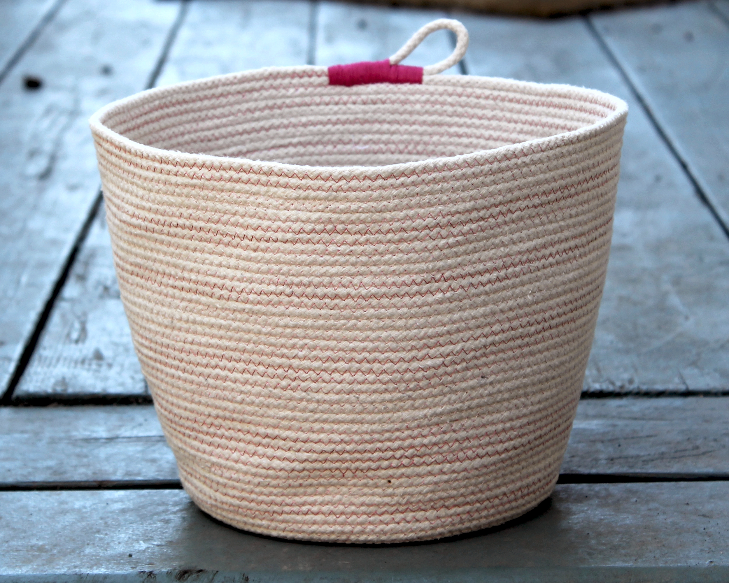Rope Baskets 9