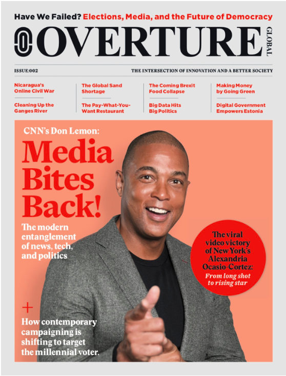 Voting with Dollars on Reforestation - Overture Global, Issue 002, October 2018