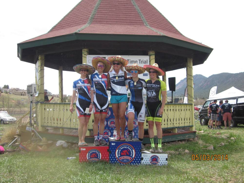 CafA@ Velo Tri-Lakes Time Trial