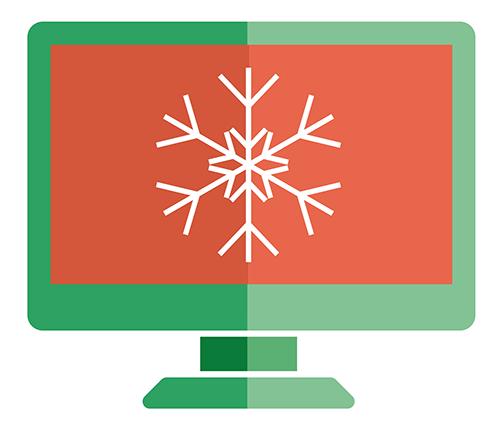 Bild Computer Bildschirm