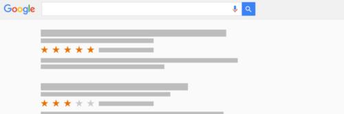 Kundenbewertungen von Trustpilot sind bei Google ein echter Hingucker