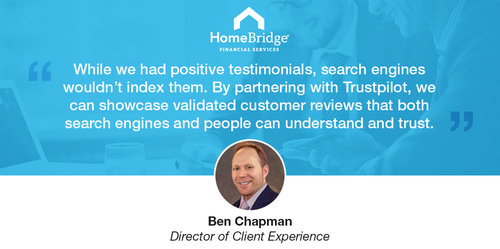 Wie HomeBridge Kundenzufriedenheit als Hauptunterscheidungsmerkmal nutzt