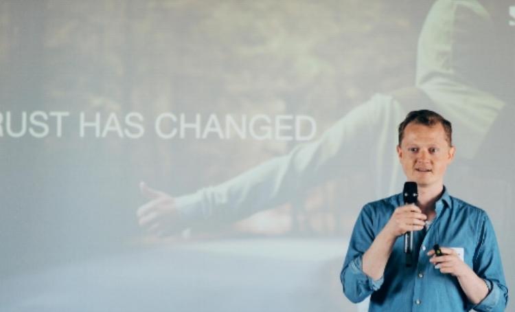 Peter Mühlmann, Gründer und Geschäftsführer von Trustpilot